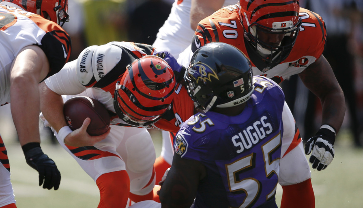 Week 1 – Ravens Recap & Grades