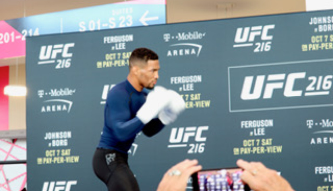 UFC 216